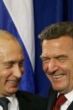 Ein Brandbrief an Gerhard Schröder: Sie haben sich zum Hofnarr Putins machen lassen!