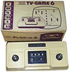 Color TV-Game 6 (white; 1977)