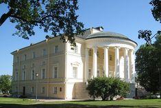 Palace of the Grand Duke Vladimir Alexandrovich at Tsarskoye Selo