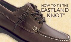 eastland knot boat shoes