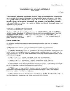Printable Loan Agreement Form Printable Sample Vacate Notice Form  Shivakashi  Pinterest