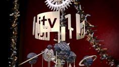Christmas Idents 2012 on Vimeo Xmas, Christmas Ornaments, Motion Graphics, Animation, Texture, Cinema 4d, 10 Days, Holiday Decor, Create