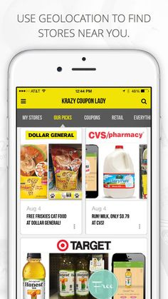 Krazy Coupon Lady | Grocery Coupons & Deals on the App Store