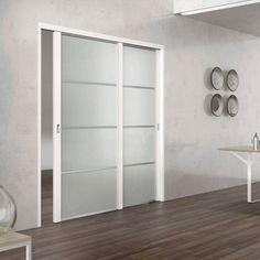 Porte vetro scorrevoli   porte per interni