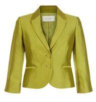 Green Dalilah Jacket | Occasion Jackets | Coats and Jackets | Hobbs