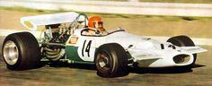 Rolf Stommelen (Auto Motor Und Sport)Brabham BT33 - Ford