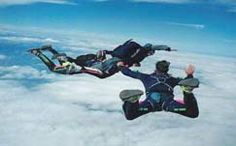 If you're a skydiver, you know all about adrenaline addiction and the pull of gravity - so don't miss out on the chance of a quick jump while you're on. Skydiving, South Africa, Bucket, Magazine, Activities, Adventure, Travel, Viajes, Magazines