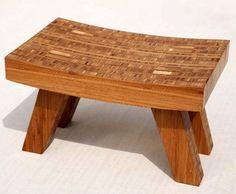Milking stool by Brett Dearing.