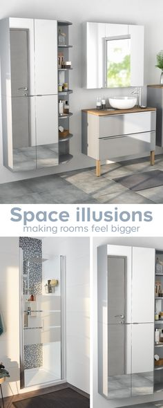 Fancy a change? Visualising your new bathroom can be tricky. How will everything fit? Use our new B&Q Bathroom Planning tool to see how these ranges could look like in your home.