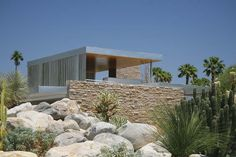 Mid-Century Modern Houses in Palm Springs - Old-House Online - Old ...