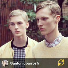 #AlessandroDellAcqua Alessandro Dell'Acqua: RG @antoniobarrosfr: My pic of N°21 boys backstage @n21_official #Milan #milanfashionweek #backstage #fashion #moda #model #pretaporter #photoshoot #editorial #makeup #beauty #menswear #malemodels #instafashion #instastyle #n21 #regramapp