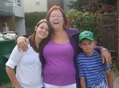 Amanda, Flora & Quinn @ TLC August 2011