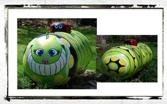 painted propane tank images - Google Search Propane Tank Art, Diy Tank, Chuck Wagon, Farm Yard, Outdoor Art, Outdoor Projects, Yard Art, Heating Oil, Artsy