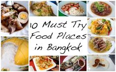 10 Must Try Food Places in Bangkok