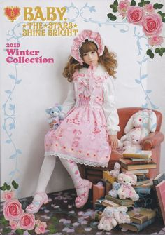 2010 Winter Collection (Brand Catalog, LOOK BOOK) from Baby, the Stars Shine Bright - Lolita Desu