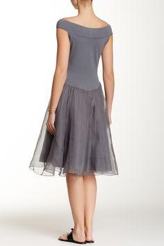 Sleeveless Silk Blend Dress by Luna Luz on @HauteLook