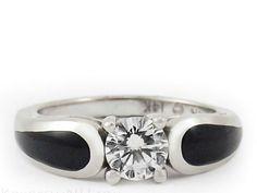 Western Wedding Rings For Men Wedding Ring Images, Western Wedding Rings, Cheap Wedding Rings, Black Wedding Rings, Stylish Rings, Unique Rings, Unique Ring Designs, Wedding Engagement, Engagement Rings
