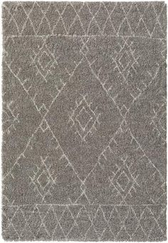Surya Wilder WDR-2002 White Shag Weave Area Rug – Incredible Rugs and Decor