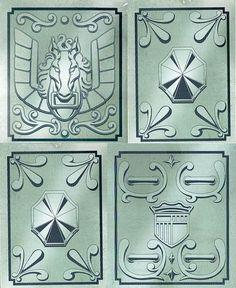 """Résultat de recherche d'images pour """"logo pégase saint seiya"""""""