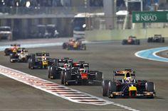 Marciello, el más rápido de las pruebas de GP2 en Abu Dhabi