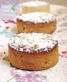 Polvorones caseros. Esta receta de polvorones caseros es digna de las mejores reposterías. Preparemos uno de los dulces más típicos de Navidad: el polvorón.