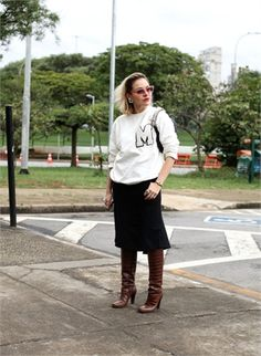 Sao Paulo Fashion week fall 2013