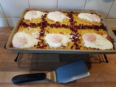 Thermosternchen: Geriebene Bäuerin im gr. Ofenzauberer von Agnes Sie sind an d. Pampered Chef Recipes, Party Buffet, Brunch Party, Healthy Breakfast Recipes, Food And Drink, Tasty, Favorite Recipes, Snacks, Baking