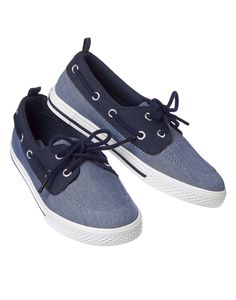 Colorblock Boat Shoes at Crazy 8