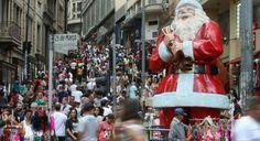 Rua 25 de Março - São Paulo SP