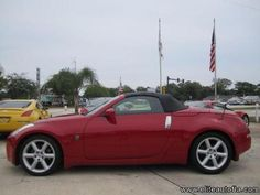 nissan 350z convertible red - Google Search | Styles | Pinterest ...
