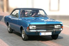 Opel Rekord C (1966–1972)