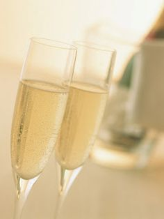 Cooking Tip of the Day: Champagne Tips