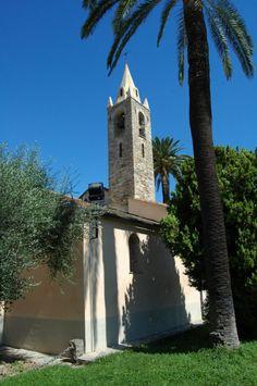 Riva Ligure (IM)  Santuario di Nostra Signora del Buon...