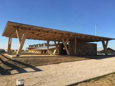 Image 16 of 55 from gallery of Equestrian Centre / Carlos Castanheira & Clara Bastai. Courtesy of Carlos Castanheira Timber Architecture, Architecture Details, Lake Flato, Reserva Natural, Horse Barns, Horse Stables, Timber Structure, Building Exterior, Roof Design