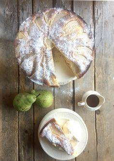 Dutch Recipes, Baking Recipes, Sweet Recipes, Cake Recipes, Dessert Recipes, Pie Cake, No Bake Cake, Köstliche Desserts, Delicious Desserts