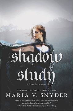 """I'm thrilled to have Maria V. Snyder for our next Author Interview! Maria was one of my favorite """"new"""" writers (or rather, new to me) of last year, and her debut novelPoison Studyended up at #2 o..."""