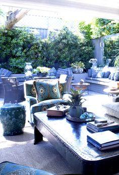 Sydney home of interior designer Nellie Tilley I Australian Vogue Living I Urban Kaleidoscope