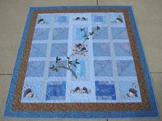 blue bird quilt - Bing Images