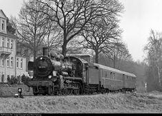 RailPictures.Net Photo: 38 1772 Deutsche Bundesbahn Steam 4-6-0 at Lengerich, Germany by Jean-Marc Frybourg