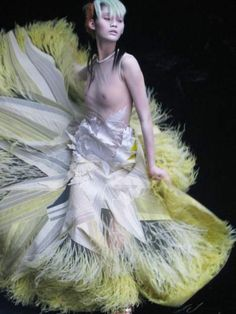 cool awesome Couture Look V - Dress and Shoes by Givenchy Haute Couture by Riccardo ...... Haute couture ... Haute couture Check more at http://pinfashion.top/pin/76892/