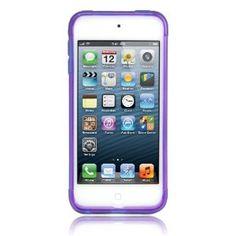 splash VAPOR Slim Fit Flex Case Cover for Apple iPod Touch 5 5G 5th Generation (PURPLE) - 2012 NEWEST MODEL --- http://www.amazon.com/splash-VAPOR-Cover-Generation-PURPLE/dp/B00998P30Q/?tag=757stuff00-20