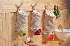 Vegetable Keep Sacks, Harvest Storage Bags, Vegetable Storage | Buy from Gardener's Supply