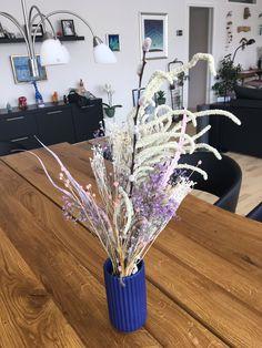 Min nye buket af tørrede blomster. Udover at være langtids holdbare er de også gode for miljøet💐💚