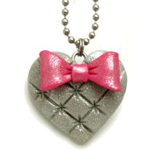 Lolita Heart Necklace