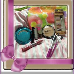 🌹✨ ANNIVERSARY CELEBRATION MAKE-UP BUNDLE✨🌹 🌹✨ ANNIVERSARY CELEBRATION MAKE-UP BUNDLE (All Brand New w/over $20 of free gifts)... A GREAT BUNDLE w/a WIDE VARIETY of Brands & Products!!!! A FREE Nice Sized, Cute Spring, Clinique Zipper Cosmetic Bag to hold this Great Bundle that includes - 1 - Physician's Formula Glimmer Strip Eye Palette w/ 9 colors, Physician's Formula Mineral Powder Compact, FREE Powder/Blush & Eyebrow Brushes, Lancôme Mascara - Black (.07 fl oz deluxe trial size), Wet…