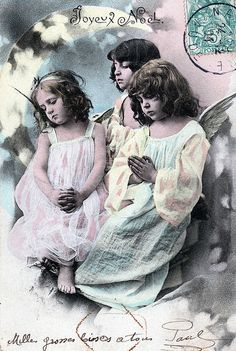 free angel postcard image | Recent Photos The Commons Getty Collection Galleries World Map App ...