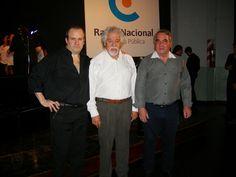 Alejandro Pippo Damian Sanchez y Carlos Di Palma 14-Noviembre-2015 Choirs, Buenos Aires, Concert
