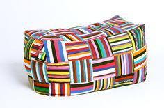 Handwoven Bean Bags | Beanbags | Ejoro | Love Seat | ASHANTI