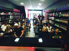 The store is filling UP! So many people in here and the Gainz Alliance are on the way!  #spartansuppz #spartansuppzgeelong #Geelong  #ballarat #bodybuilding #powerlifting #fitness #igfit #shred #gym #weights #instafit #insta #gymlife #iifym #diet #fitfreaks #swole #motivation #entrepreneur #inspiration #doyoueven #dye
