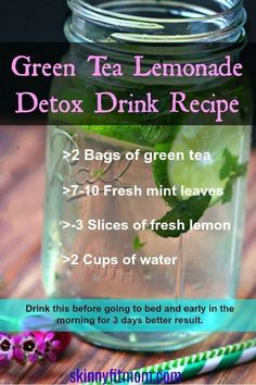 13 Best Detox Teas For Weight Loss - YES, you got that right – this powerful herbal tea recipes will boost your metabolism, cleanse your body from all harmful toxins and melt extra fats quickly.. #LemonadeDetoxDiet #DetoxBodyCleanse